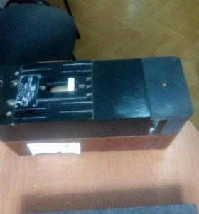 Выключатель автоматический а3716 160а