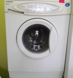 Стиральная машина бу Samsung доставка на дом