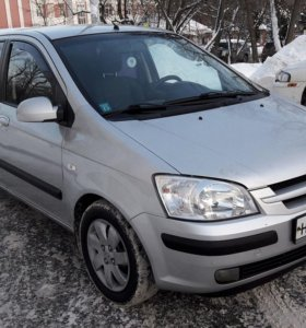 Hyundai Getz, I 1.4 AT (97 л.с.)