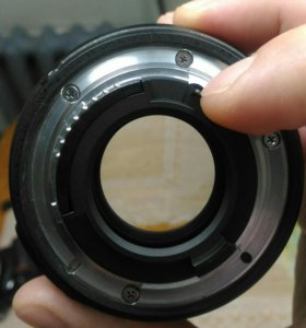 Nikon nikkor af-s 35 mm f/1.8G