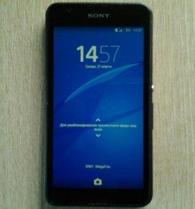 Sony Xperia e4g dual.