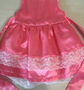 Платье для девочки размер 80-86