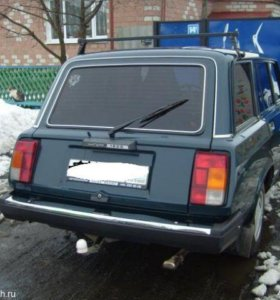 ВАЗ (Lada) 2104, 1990