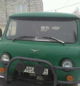 УАЗ 452, 1985