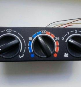 Блок управления отопителем 2110