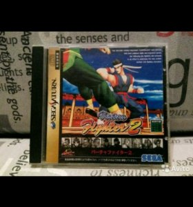 Virtua Fighter 2 Sega Saturn japan
