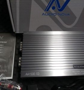 Усилитель 1-канальный audio nova AA 1500.1