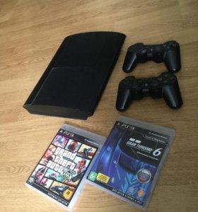 PlayStation-3 Super Slim