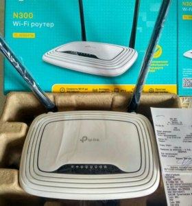 TP-Link TL-WR841N модем, Wi-Fi роутер