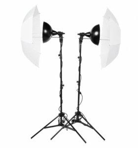 Комплект освещения Lumifor MACRO-1000-2UU KIT