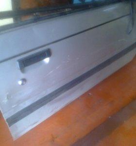 дверь от мадзды купе 1986г
