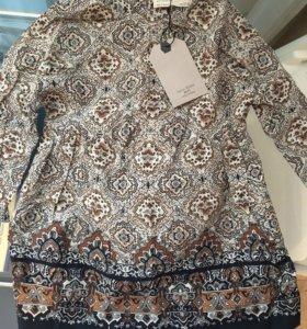 Платье Zara girls 104 новое