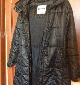 Длинная женская куртка утеплённая Luhta