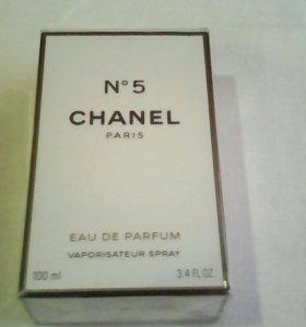 Продам chanel 5. Оригинал 100 мл.