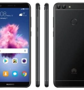 Huawei p smart 32gb black