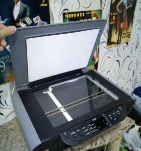 Принтер canon mp150