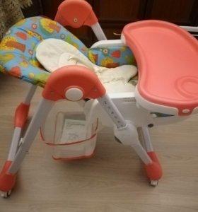 Детские вещи, коляска , стул для кормления