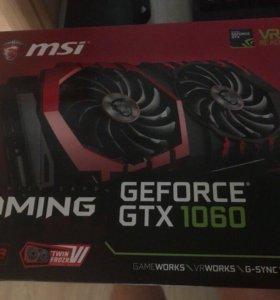 Msi 1060 Gaming x 6 Gb