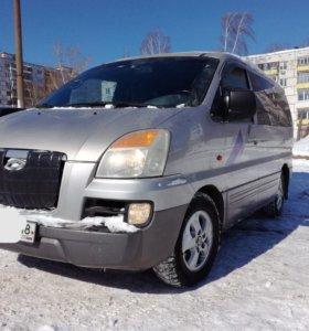 Hyundai H-1, 2004