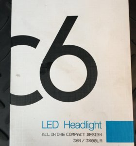 LED лампы H 7