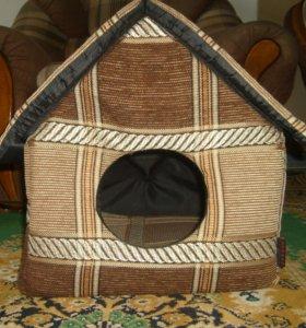 Домик-лежак для кошек