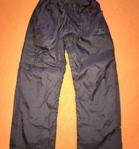 Тёплые штаны р.122