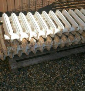 Радиаторы чугунные высота 40 см