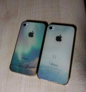 Продам 2 айфона 4S
