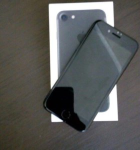 iPhone 7. 32gb. Black