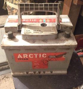 Аккумулятор Titan arctic