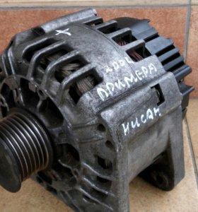 Ниссан Примера генератор