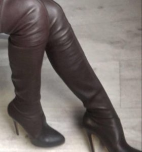 Ботфорты сапоги чулки оригинал Casadi.