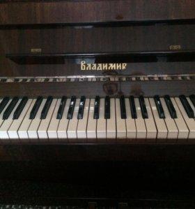 Пианино «Владимир»