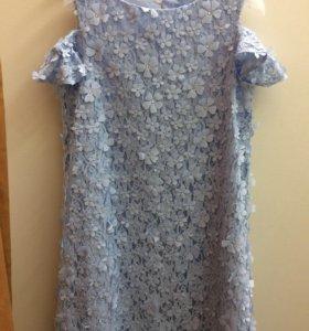 Платье на девочку, праздничное