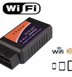 Новый wi-fi ELM 327 OBD2 OBDII ELM327