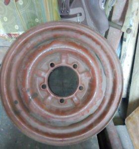 колесный диск УАЗ 469
