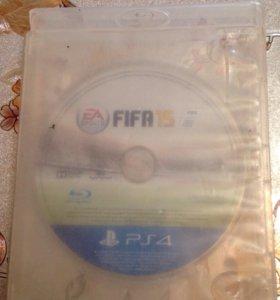 FIFA 15, на PlayStation 4