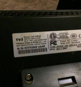 Монитор tvs lp 12f04