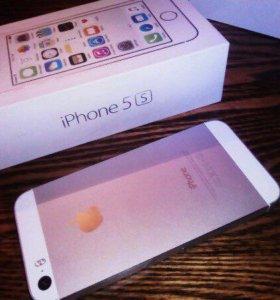 iPhone 5s Ростест, 16гб