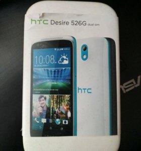 HTC Desire 526G, 2 сим.карты