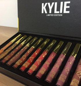 Матовый блеск Kylie