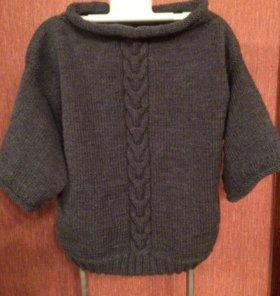 Новые вязанные свитера 48-50