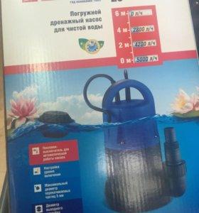 Продаются дренажные насоси для води
