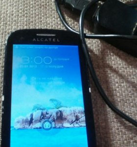 Alcatel one touch C3