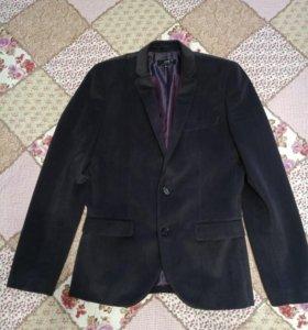 Бархатный мужской пиджак ooji