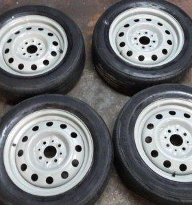 Bridgestone turanza с штампами