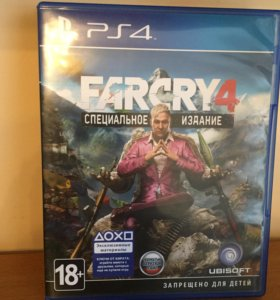 Игры ps4 farcry4