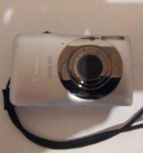 Компактный фотоаппарат Canon Digital IXUS 105 б/у