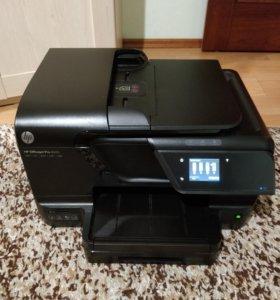 МФУ HP Officejet Pro 8600
