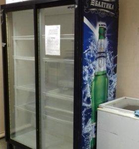 Продам холодильник Балтика двухстворчатый